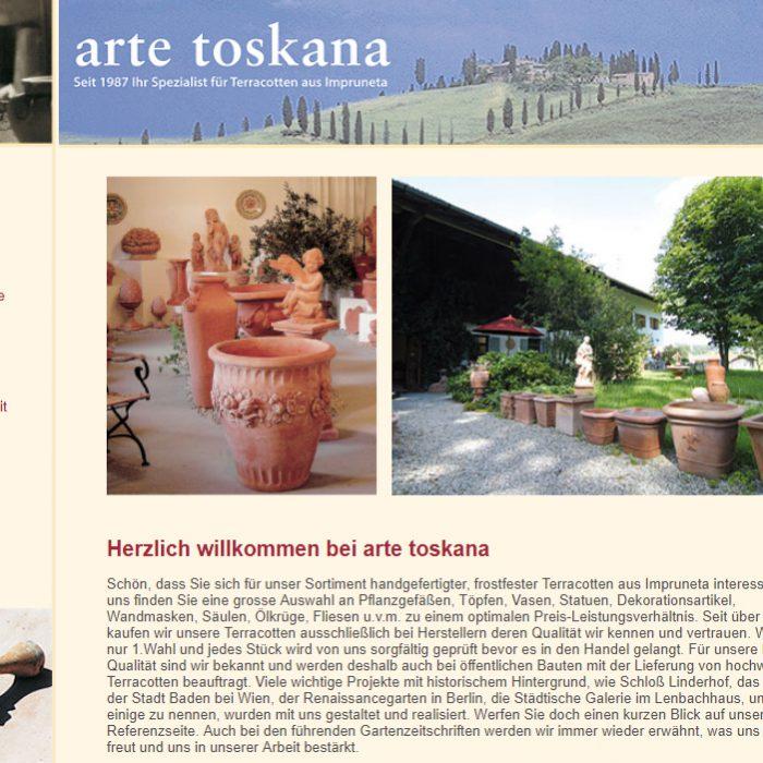 Arte Toskana