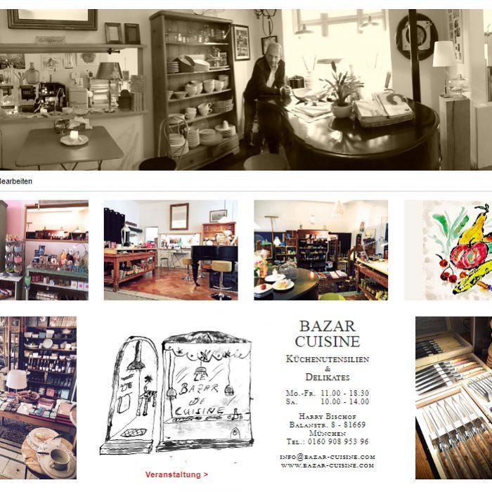 Bazar de Cuisine