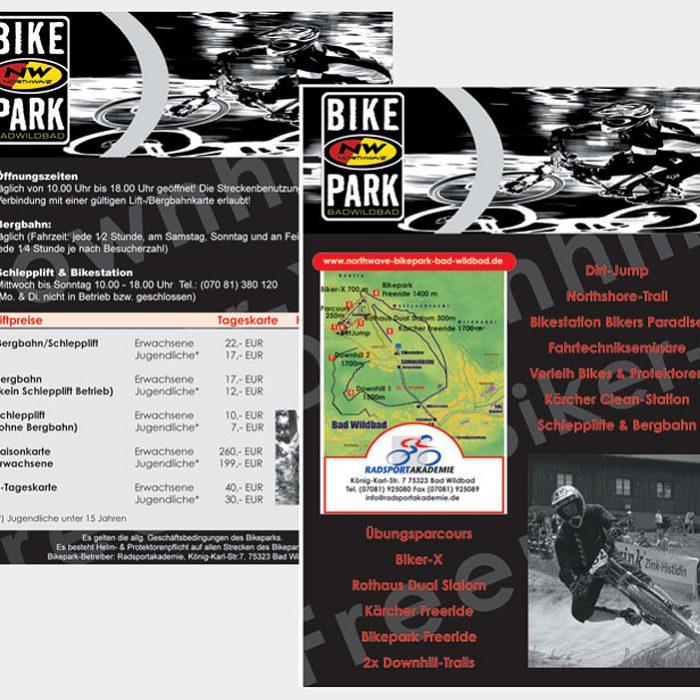 Bikerpark Bad Wildpark